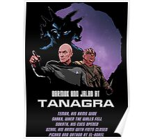 Darmok and Jalad at Tanagra Poster