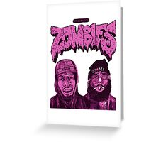 Flatbush Zombies Greeting Card