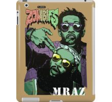 Flatbush Zombies Mraz iPad Case/Skin