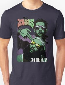 Flatbush Zombies Mraz Unisex T-Shirt