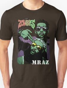Flatbush Zombies Mraz T-Shirt