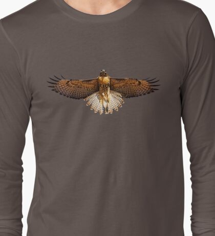 Red Tailed Hawk Tee T-Shirt