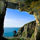 Window in the Rock by Rob Lodge
