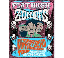 Flatbush Zombies Better Off Dead Poster Constellation Photographic Print