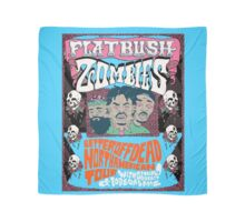 Flatbush Zombies Better Off Dead Poster Constellation Scarf