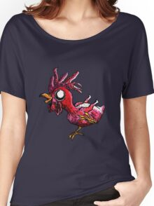 Rooster Women's Relaxed Fit T-Shirt