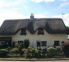 Windrush Cottage, Rutland Co., England by Allen Lucas