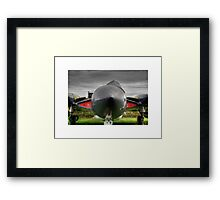 Sea Vixen Framed Print