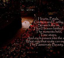 Hearts and Petals by Wayne Cook