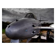 Gloster Meteor by South-Pier