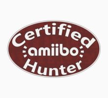Certified Amiibo Hunter Kids Tee