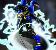 Static Shock by styleuniversal