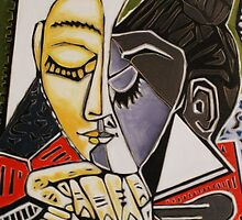 Picasso by Varvara by Varvarasty