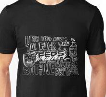 Flatbush Zombies in FBI Unisex T-Shirt
