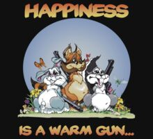 Happiness Is a Warm Gun... by Quinton Hoover