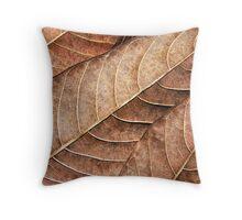 Autumn Leaves (Serie 2) Throw Pillow