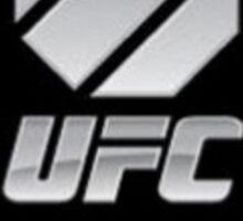 UFC   Ultimate Fighting Championship Sticker