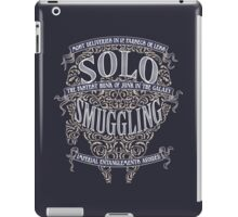 Solo Smuggling - Dark iPad Case/Skin