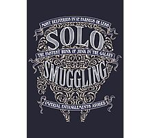 Solo Smuggling - Dark Photographic Print