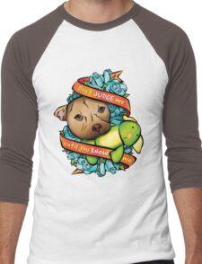 Don't Judge Me... Men's Baseball ¾ T-Shirt