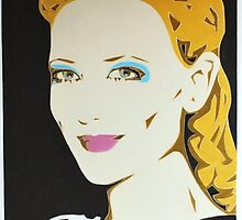 Cate Blanchett by Varvarasty