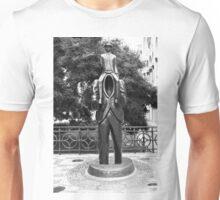 Franz Kafka Statue Unisex T-Shirt