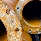 Rusty Pipes by yurix