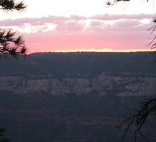 North Rim at Sunrise by DawnJM