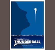 Thunderball - James Bond Movie Poster Unisex T-Shirt