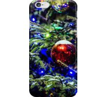 Christmas Tree Decorated iPhone Case/Skin