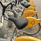 Public bikes by bubblehex08