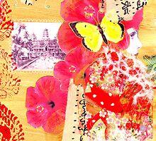 Siam Reap by Bec Schopen