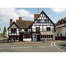 Ye Olde Anchor Inn and Restaurant Photographic Print