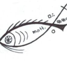 fish Sticker