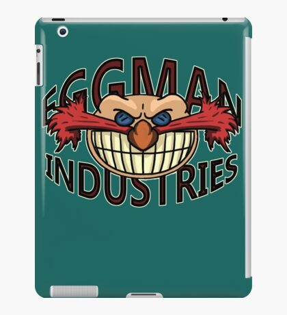 Eggman Industries iPad Case/Skin
