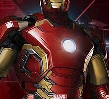 Ironman Marvel Super Hero by greylock
