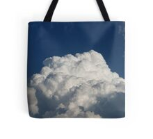 Marshmallow clouds Tote Bag
