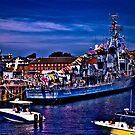 Charlestown Navy Yard by LudaNayvelt