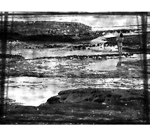 Beach Photographer Photographic Print