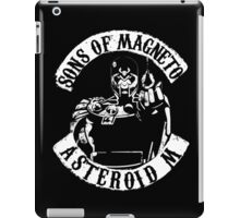 Sons of Magneto iPad Case/Skin