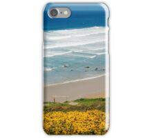 Watergate Bay from the lay by iPhone Case/Skin