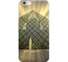 The Louvre Pyramid Paris iPhone Case/Skin