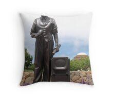 Philo T. Farnsworth Throw Pillow