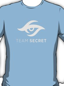 Team Secret White Logo T-Shirt