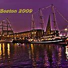 Sail Boston - 2009 by LudaNayvelt