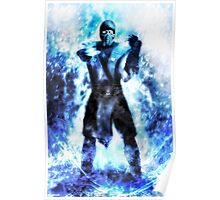 Sub Zero freeze Poster
