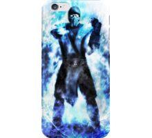 Sub Zero freeze iPhone Case/Skin