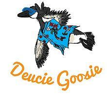 Deucie Goosie by Ted McFarland