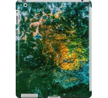 Illuminated Water - Yellow iPad Case/Skin