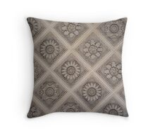 Arch Ceiling Throw Pillow